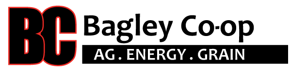 Bagley Co-op Logo - Ag. Energy. Grain